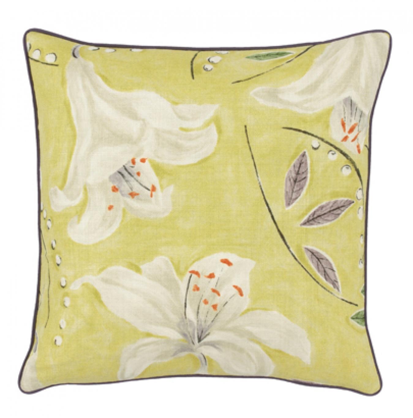 Image of Sanderson Angelica - Catkin Cushion